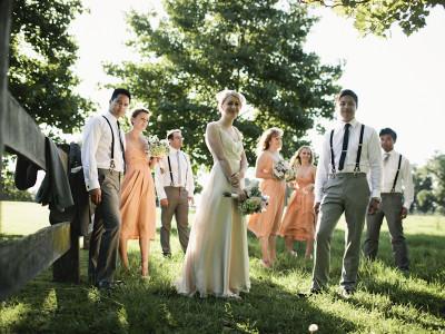 Wedding Hilary & Chris - Countryside Australia
