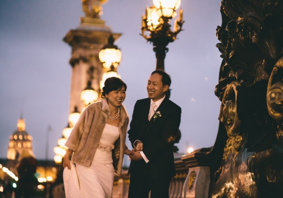02/ Mai & Eric – Little Elopement in Paris