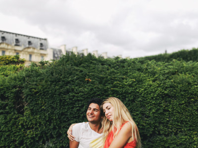 Love Session in Paris - Jessica & Luciano