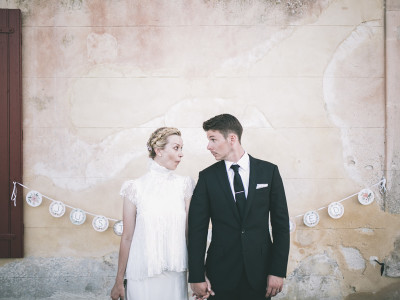 Beautiful Wedding in Provence & Luberon, France