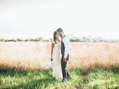 Wedding in Normandy - Domaine des Prevanches