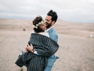 Mariage dans le desert, Maroc