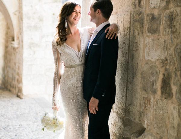 Wedding in Dubrovnik, Croatia, Photography