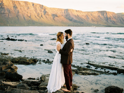 Couple session in Lanzarote