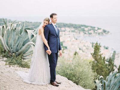 Elegant wedding in Croatia - Hvar Island -  Alex & Nick