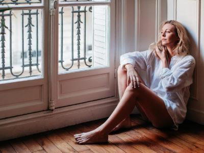 Paris Portrait Photographer - Boudoir