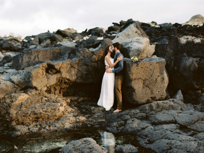 Simple et elegant couple session in Lanzarote