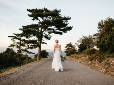 Elopement in Provence - Luberon