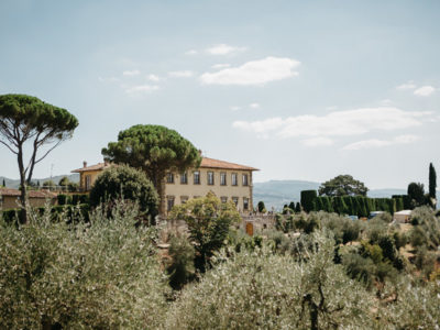 Wedding in Florence - Villa Gamberaia