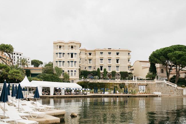 Célèbre Wedding in Hotel Belle-Rives, Antibes - Lifestories GO48