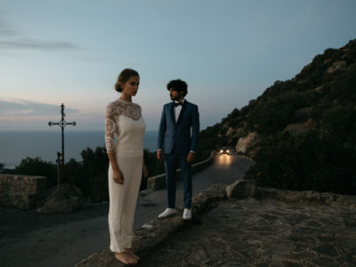 Wedding & Lifestyle Campaign in Corsica