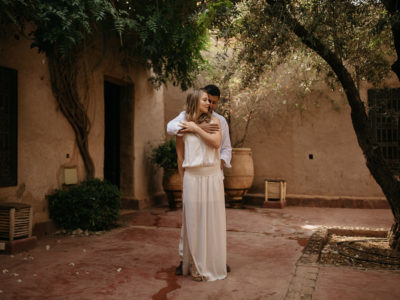 Wedding at the Beldi - Marrakesh