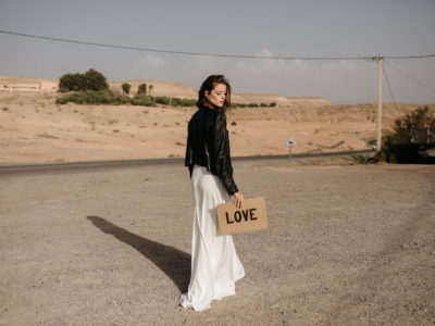 Love in the Desert - Lifestyle & Bridal